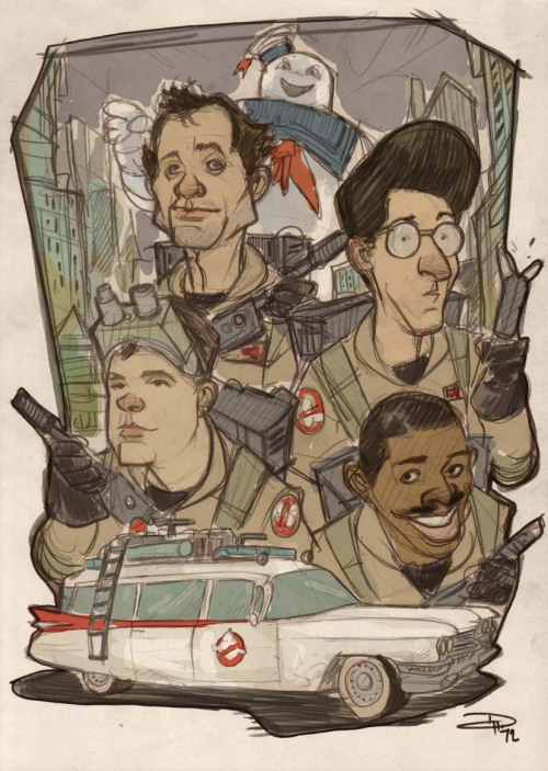Ghostbusters by ~DenisM79