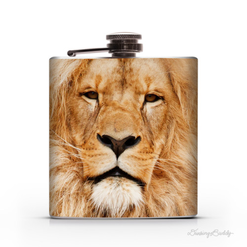 must have drink from the head of a lion!