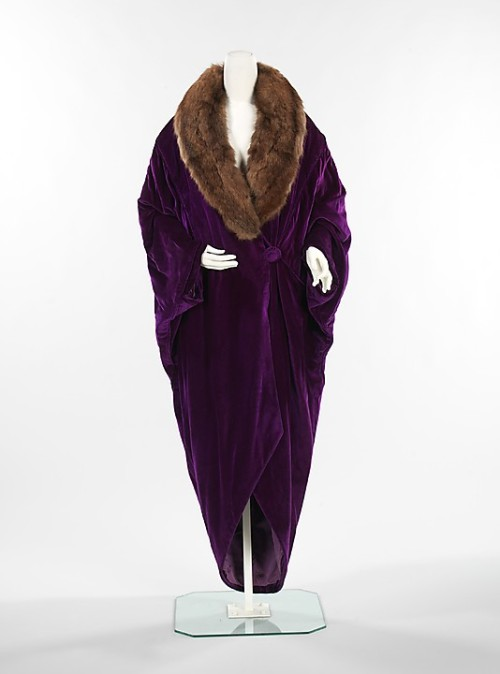 Coat 1914 The Metropolitan Museum of Art