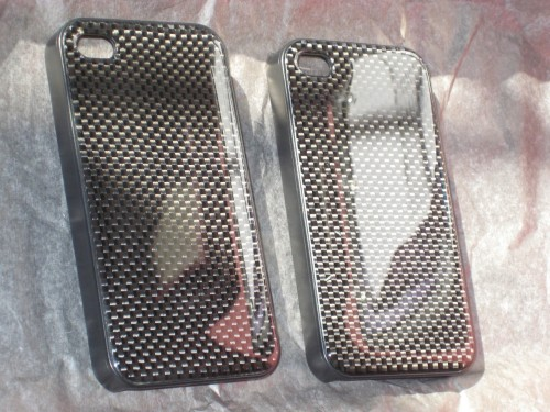 @Mach3Composites Carbon Fiber iPhone 5 Case | mIIIc Email to a Friend Be the first to review this product Availability: In stock  $57.97 Add to Compare Quick Overview Have you pre-ordered the all new iPhone 5? Well protect it with style! This high impact iPhone 5 case has an advanced molded ABS frame with inlayed Carbon Fiber. Compatible with the all new iPhone 5. Mach 3 Composites (mIIIc) is an innovator in Carbon Fiber Cases for laptops, iPads and now iPhone! Our iPhone 5 cases are made from only the finest grade of Carbon Fiber. Shipping begins October 15, 2012.