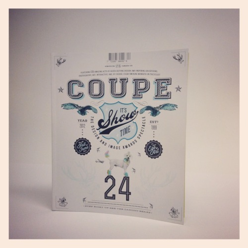 Coupe Awards 2012  L.A. Inc. – Design Program B.streets – Brochure