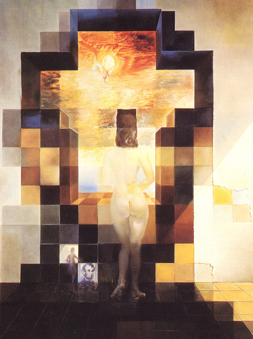 Salvador Dalí - Lincoln in Dalivision, 1977