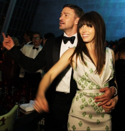 "October 20, 2012…Via PEOPLE:""After five years of dating, Justin Timberlake and Jessica Biel are husband and wife….""It's great to be married, the ceremony was beautiful and it was so special to be surrounded by our family and friends,"" the couple told PEOPLE in a statement Friday."""