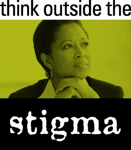 blackaidsinstitute:  Stigma Elimination MUST occur for progression  Think outside the stigma.