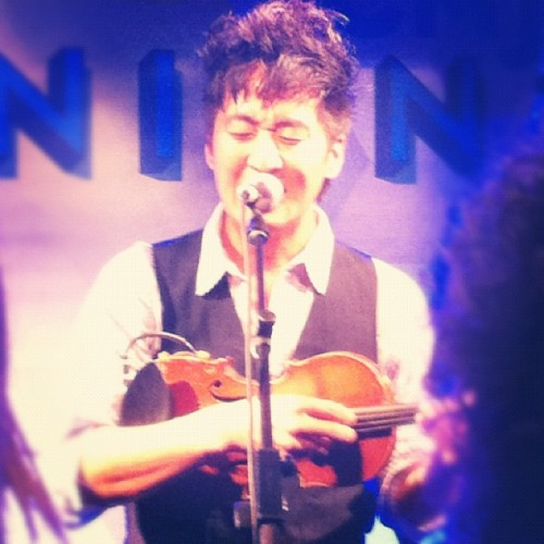 @kishi_bashi for CMJ and KEXP (at Union Square Ballroom)