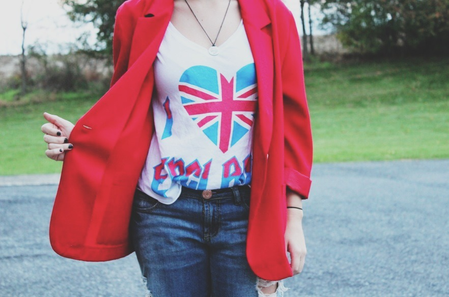 I Love British Boys- Wildfox Couture [New Style Post HERE]