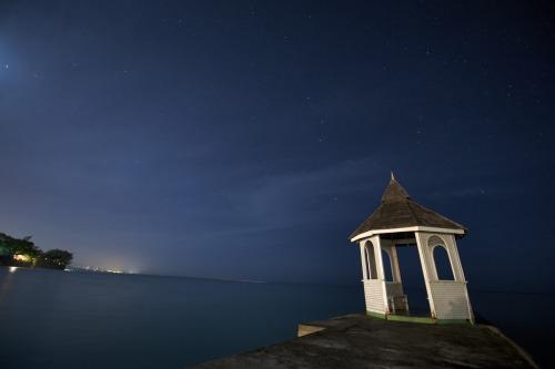 Jamaica at night - 2012