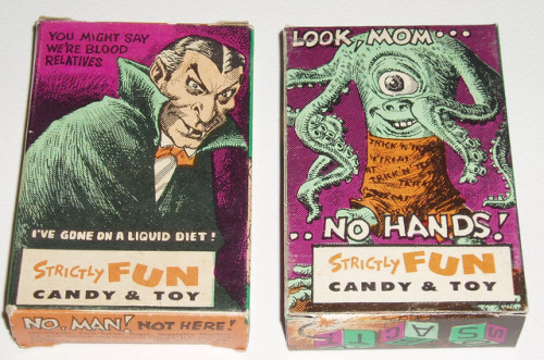 Strictly Fun Candy & Toy (1960s)