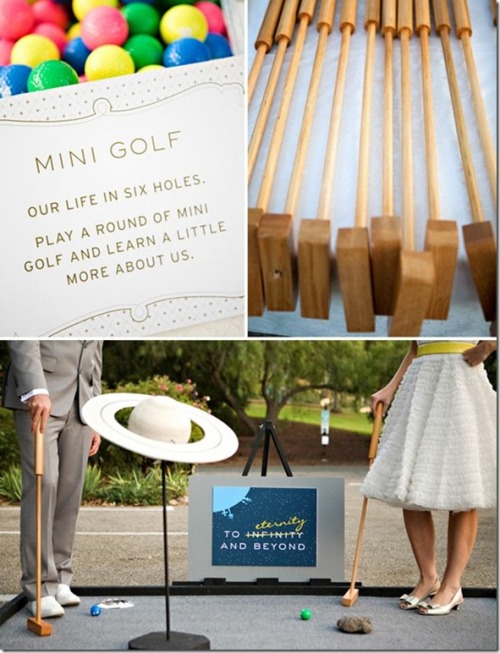 Wedding lawn games: PERFECT for our garden at the Mavris! Click here for more ideas!
