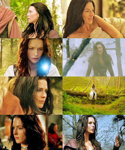 Favorite Caps of Kahlan Amnell, asked by confessorlove