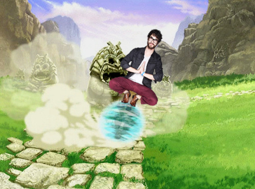 goodoldmoon:  Avatar Darren, by Roni