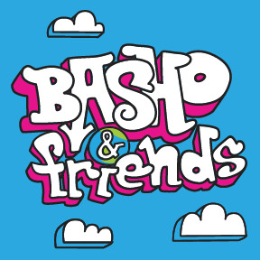 BASHO & friends Logo