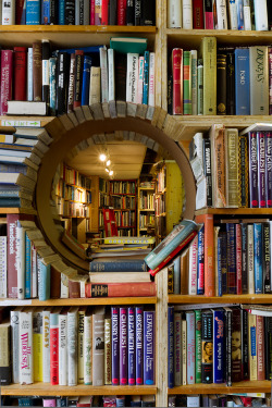 bluepueblo:  Literary Portal, Dartmouth, New Hampshire photo via jwd
