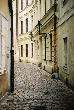 birdcagewalk:  Prague  | by © remaininglight | via hellanne