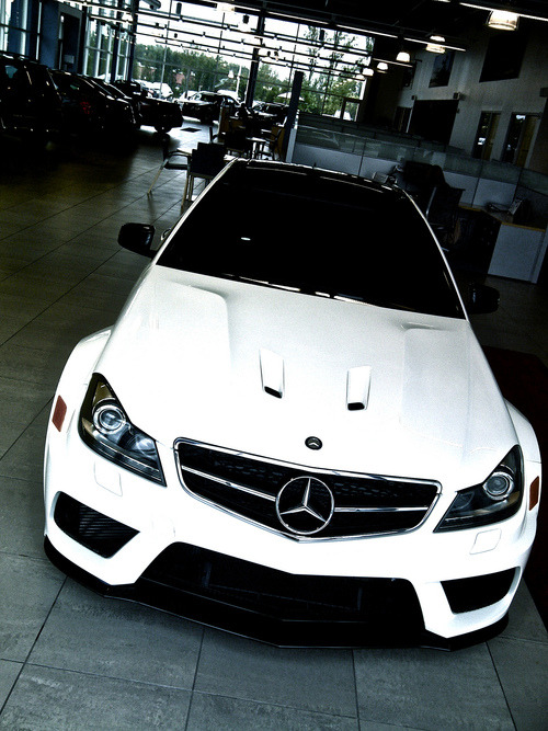 Benz over everything