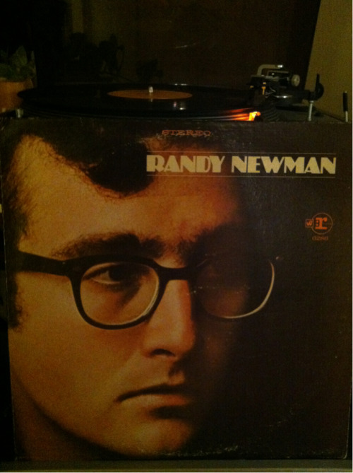 Randy Newman - s/t Reprise (6286) 1968  Dinner music.