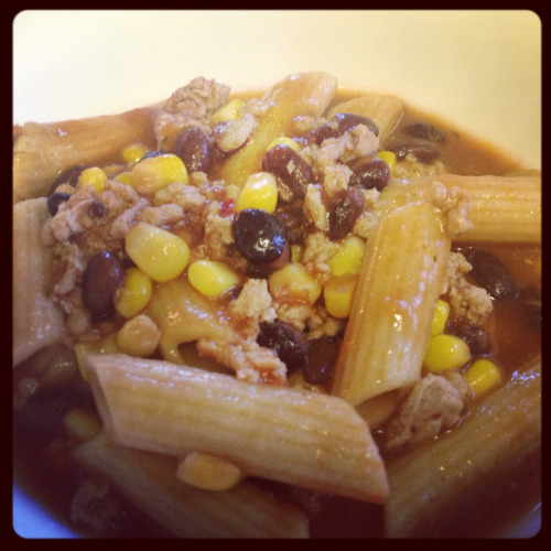 Clean Eating Taco Soup using The Gracious Pantry recipe. Perfect for this kind of weather. 282 calories per serving.   http://www.thegraciouspantry.com/clean-eating-taco-soup/