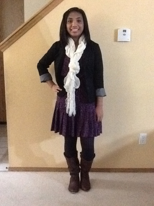 I like my outfit today (: