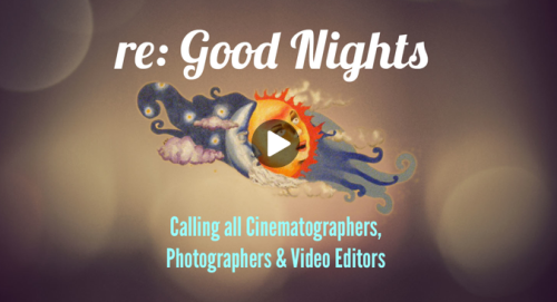 "CALLING ALL CINEMATOGRAPHERS / PHOTOGRAPHERS / VIDEO EDITORS! Come work w/ us on a new SHORT FILM based on this awesome road tune ""Good Nights!""  == Here's how YOU can contribute to this collaboration: CINEMATOGRAPHERS & PHOTOGRAPHERS: Grab your cameras! Let's get more video footage & take more photos of The Road - specifically w/ regards to traffic lights. VIDEO EDITORS: Use visuals of The Road & start cutting them to the beat of the song. == You can contribute to the ""Good Nights"" collaboration HERE!"