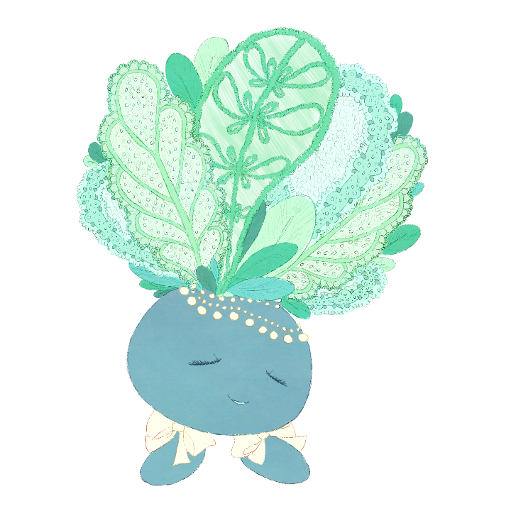 teethiing:  a little oddish ❦
