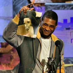 @giothegreyhound went through a rastafari stage. Usher loved it. Go follow @giothegreyhound on twitter