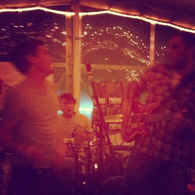 @fsojband killing it on a #boat tonight #cmj  (at Hudson River)