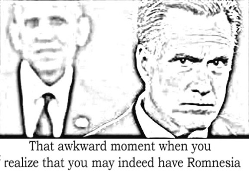 Romnesia…learn the symptoms
