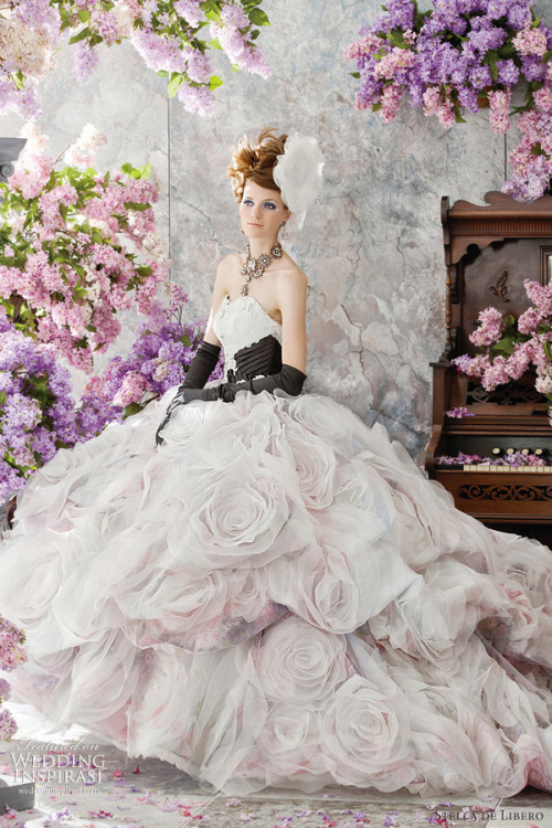 http://www.weddinginspirasi.com/2011/12/19/stella-de-libero-wedding-dresses-the-lilac-bridal-collection/