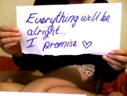 honestly, I promise <3