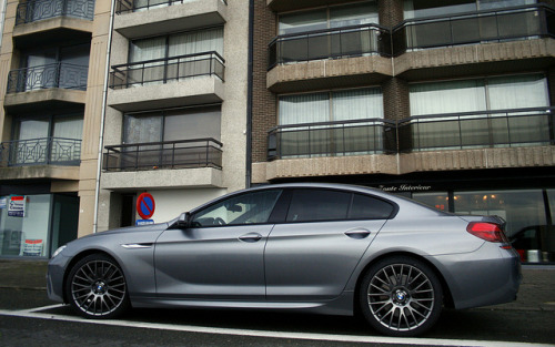 BMW 6 Gran Coupé. by Tom Daem on Flickr.