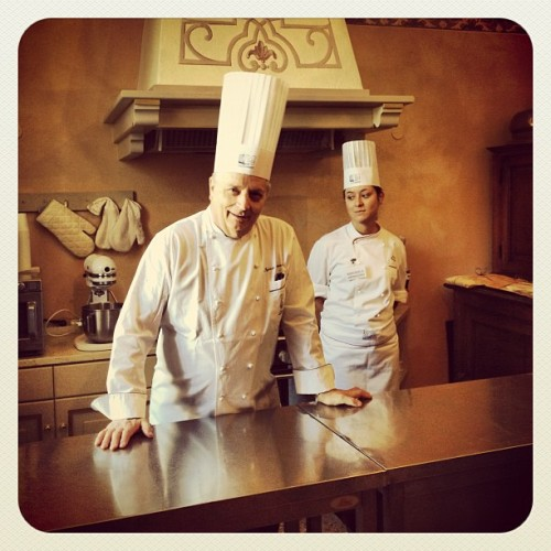It's time to learn and cook #eccellenzadelgusto #lci #iginiomassari @lacucinaitaliana  (at Musei Mazzucchelli)