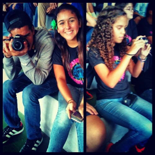 Hard at Work en el Torneo @maripepapuli (Historiadores del Honor) #photography #camera #click #work #volleyball #game #nhs #njhs #school