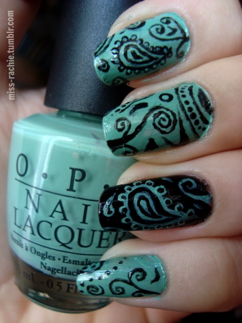 OPI - Mermaid's Tears :)