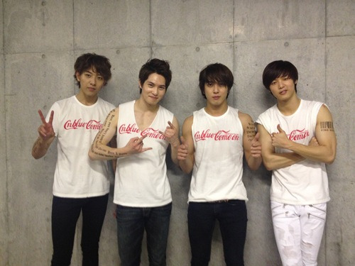cnbluefanfun:  [TWEET|TRANS]【CNBLUE】 『CNBLUE Arena Tour 2012~COME ON !!!~』1st day Saitama performance ended with great success. Thank everyone for your cheers, finally tomorrow is the finale! Please give your support! Thank you!  【CNBLUE】 『CNBLUE Arena Tour 2012~COME ON !!!~』さいたま公演1日目、大盛況の後終了しました、応援してくださった皆様、ありがとうございました。明日いよいよファイナル!応援宜しくお願いしま http://t.co/zpOmB7HS source: fncmusicjapan