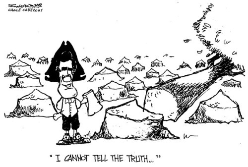 Mitt Washington (Cartoon) source