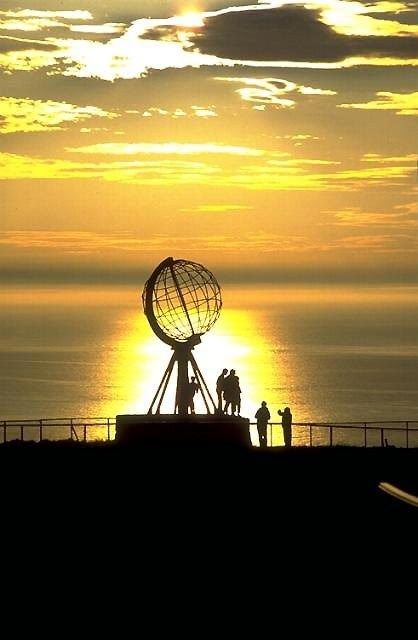 thespiritofnorway:  Nordkapp
