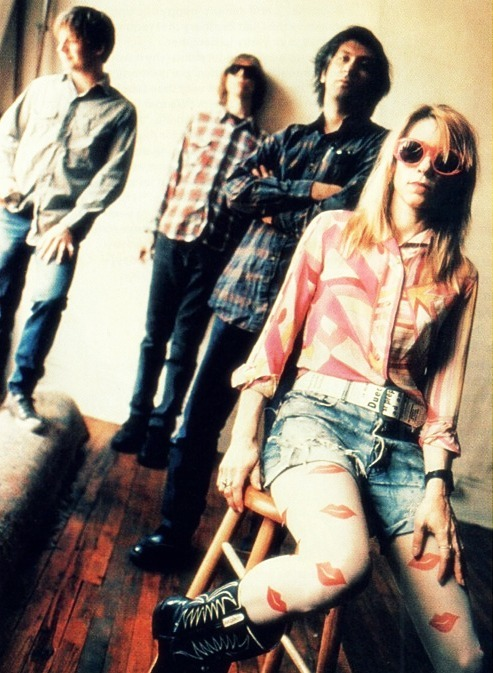spacemagnetic:  Sonic Youth is my favorite