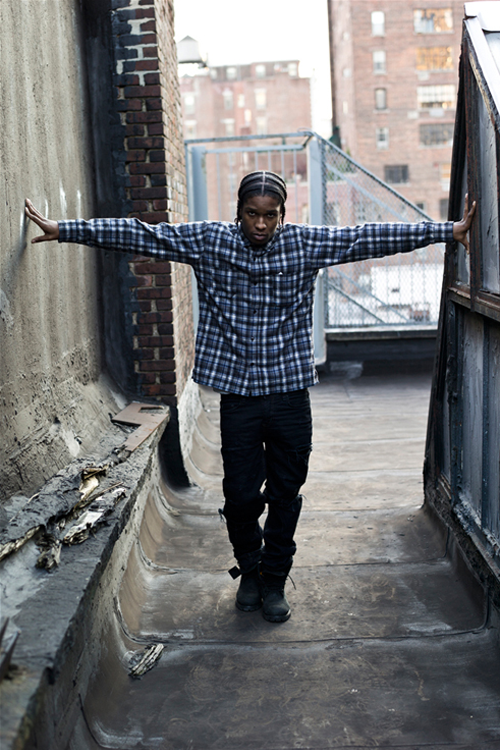 getthatsnitch:  A$AP Rocky   LOVE HIM!