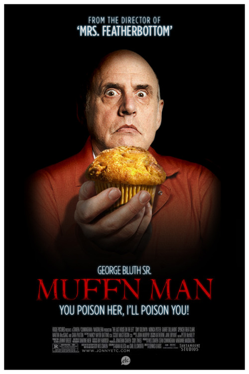 George Bluth Sr. is… The Muffin Man. Coming this Halloween from Tantamount Studios. via Jon Defreest