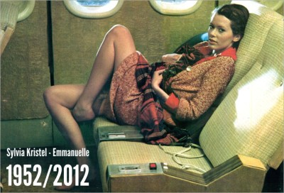 Sylvia Kristel, aka. Emmanuelle, passed away the 17th october 2012.