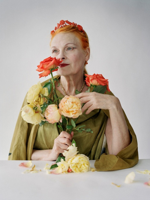 Vivienne Westwood by Tim Walker for Vogue UK October 2009