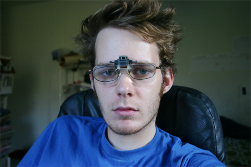 I keep meaning to replace my magnifying spectacles that broke years ago.