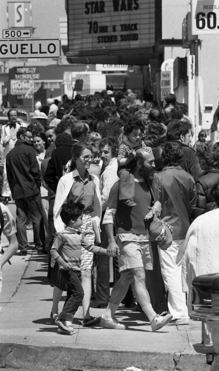 San Francisco, 1977. by Gary Fong. (San Francisco Chronicle)