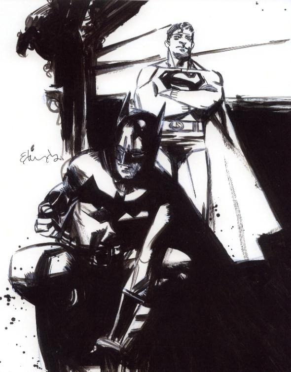 World's Finest by Tommy Lee Edwards