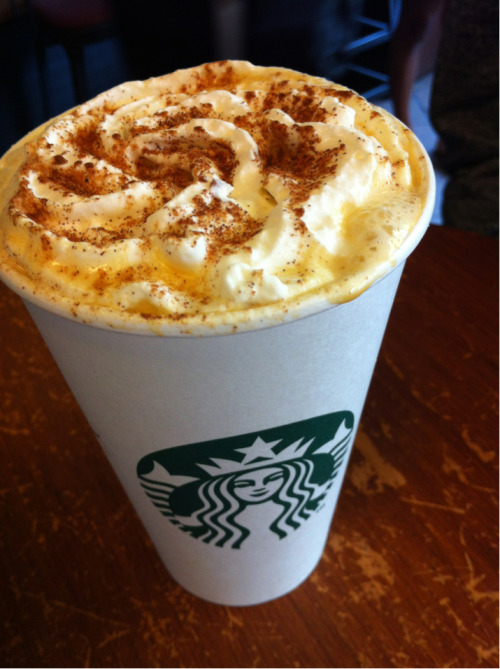native-sparkle:  'Tis the season for pumpkin spiced lattes