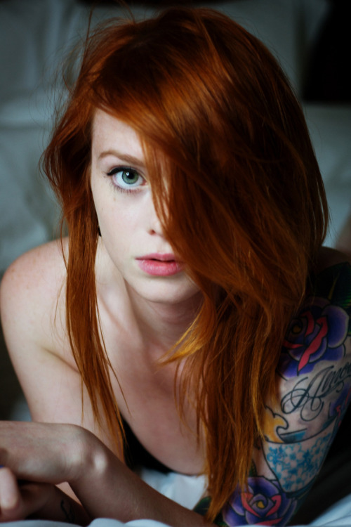 breatheoutfaith:  i love hot gingers