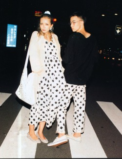 Ikumi & Sen Mitsuji for Nylon Nov 12