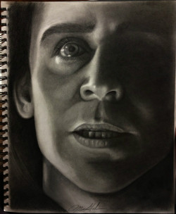 Loki Drawing - Finally a new drawing, Enjoy!  This one is up for sale, so if you are interested please inbox me.  I will also be making prints of my drawings available soon.