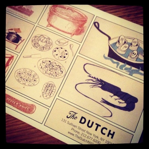 The Dutch - mmm, Milk Stout?