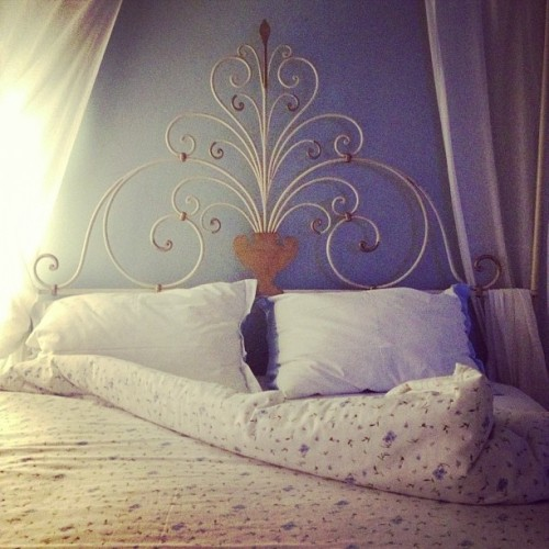 #Goodnight from the fancy room! #VillaGiulia @lacucinaitaliana #eccellenzadelgusto  (at Vallio Terme)